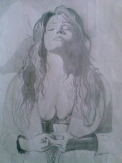 Janet Jackson par Yaroslava
